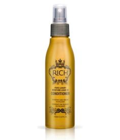 RICH Pure Luxury Moisture Leave-In Conditioner 5.07 FL.OZ.