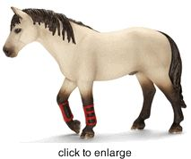 Schleich Horses - Schleich Trained Horse by Schleich 13706