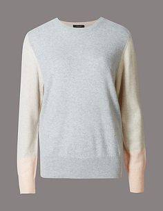 cashmere sweater.