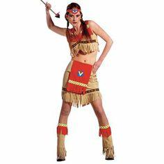 Indianerin Kostüm - Preisvergleich | eVendi