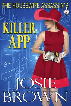 The Housewife Assassin's Killer App (Book 8) In order to flush out an internationally renowned hacker who is wreaking havoc with top secret documents inside the United States' Intelligence Community's secured database, housewife assassin Donna Stone infiltrates three very successful high tech corporations. https://itunes.apple.com/us/book/housewife-assassins-killer/id913812141?