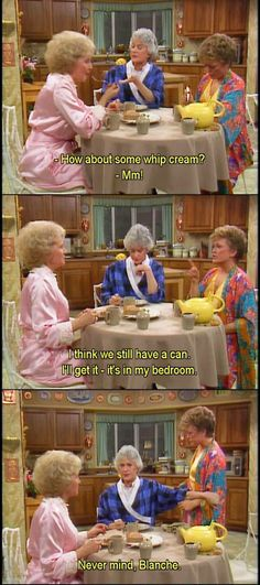 I love me some golden girls