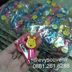 #readystock 1000pc Potong Kuku Kartun, warna dan motif campur  Rp…