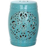 Found it at Wayfair - Flora Garden Stool