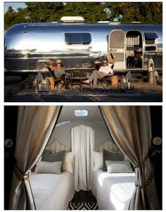 An Airstream...like this one!