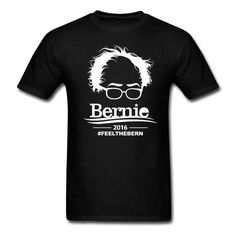 Only a few more left in stock! Bernie Sanders 2016 For President Election Campaign T Shirt Feel the Bern Tops Te...  http://politishirtsusa.com/products/bernie-sanders-2016-for-president-election-campaign-t-shirt-feel-the-bern-tops-tee-shirt-unisex-t-shirt-plus-size?utm_campaign=crowdfire&utm_content=crowdfire&utm_medium=social&utm_source=pinterest