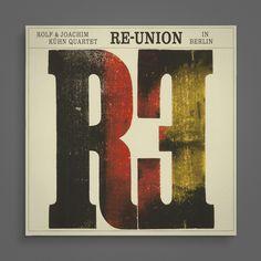 Typophonic - Album Cover Typography