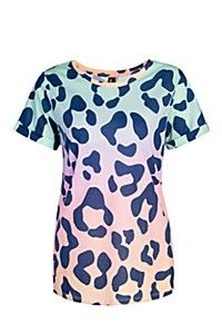 Ladies Limited Edition Henry Holland Tee available from Mr Price. Henry Holland, Cheetah Print, Swagg, Fashion Beauty, Blouse, Tees, Lady, My Style, Style Ideas