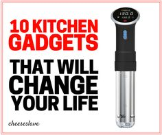 Best Kitchen Gadgets of 2016: 10 Kitchen Gadgets That Will Change Your Life