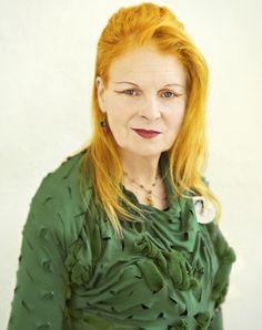 Vivienne Westwood Age 71 That's Not My Age