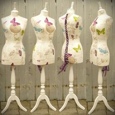 Corset Laced Mannequins: Cutest baby mannequins...ideas for my baby girls room