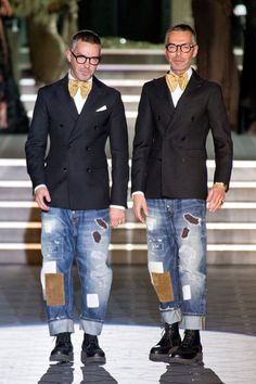 dsquared - Dan and Dean Caten