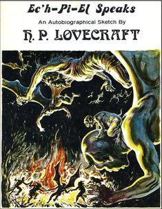 Virgil Finlay - Ec'h-pi-el speaks (H.P Lovecraft)