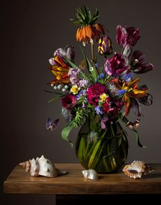 Bas Meeuws, Untitled ( C-Print on Dibond behind acrylic © Bas Meeuws Bas Meeuws (Dutch, born is. Floral Photography, Still Life Photography, Art Floral, Dutch Still Life, Still Life Flowers, Still Life Photos, Vanitas, World Best Photos, Painting Inspiration