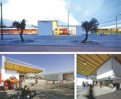 las vinas educational centre - solinas verd arquitectos