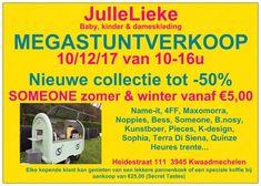 Megastuntverkoop baby, kinder & dameskleding -- Kwaadmechelen -- 10/12