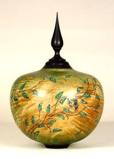 Stephen Hatcher - Fine Art Woodturning