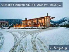 Όλη η γη σε μία χώρα ...την Ελλάδα! Δείτε τον Παράδεισο επί της Γης! 47 ΑΠΙΘΑΝΕΣ ΦΩΤΟ.. Gstaad Switzerland, Resort Spa, Good Night Sleep, Places Ive Been, Skiing, Greece, Beautiful Places, Island, Country