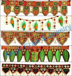 Indian home decor items Indian Traditional Door Hanging Hand