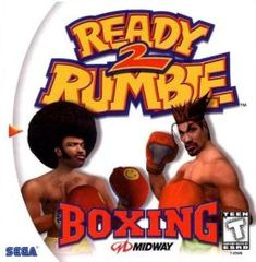 Ready 2 Rumble Boxing - Dreamcast