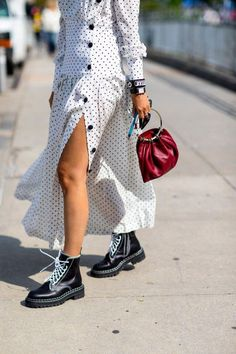 Street style fashion / Sheisrebel.com/