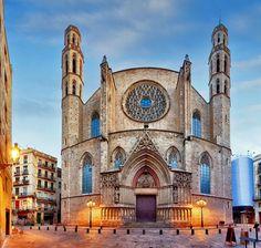 Visit Santa Maria del Mar Church   What to Do in Barcelona in 3 Days