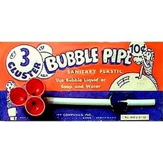 Bubble Pipe