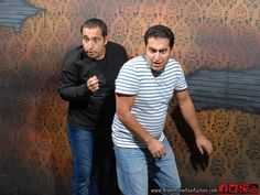 SPOOKED! inside Nightmares Fear Factory Niagara Falls scariest and best haunted house.