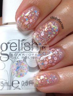 Gelish Trends - Candy Coated Sprinkles - Spring 2014