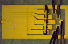 Flat 'ion trap'