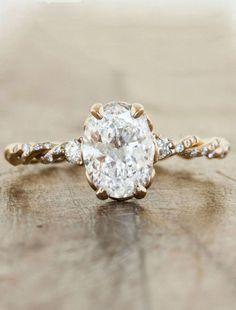 Featured Engagement Ring: Ken & Dana Design
