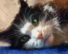 Original Paintings, Original Art, Cat Sketch, Dog Portraits, Sculptures, Etsy Seller, Sketches, Watercolor, Type