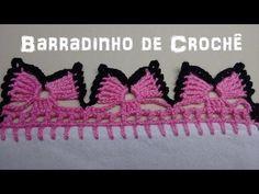 Crochet Bow Edging | FlowCoast