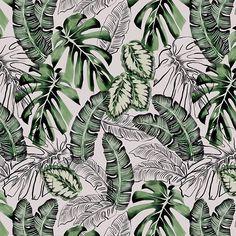 Drawn Botanicals – new Premium pattern on #patternbank #newonpatternbank #patternbankdesigner #pattern #patterndesign #surfacedesign #botanical #botanicalillustration #botanicalsketch #seamless #seamlesspattern #hometextile #textiledesign #interior #wallpaper #handdrawn #tropical #tropicalpattern #tropicalvibes #swimwear #summer #artstagram #art_we_inspire #topcreator IG: @yuliya_shora