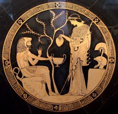 Herakles and Athena