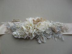 Свадебные пояса Le flores