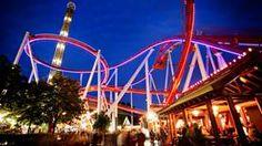 © Tivoli gardens & amusement park