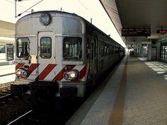 Pinhal Novo Bonde, Locomotive, Recreational Vehicles, Trains, Fancy, Life, Railings, Train, Paths