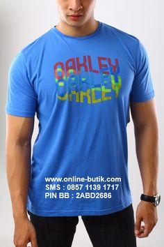 KAOS OAKLEY ORIGINAL | Kode : TO OAKLEY 58 | Rp. 205,000