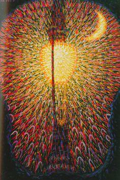 Giacomo Bala Lampe étude de la lumière