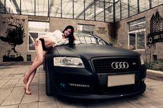 Audi A8L 50TFSI Quattro 3.0T AT (2012)