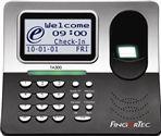 FingerTec TA300 portable time and attendance fingerprint readers