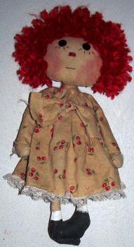 Lillie Mae's Crafts - Loads of FREE adorable primitive dolls patterns!
