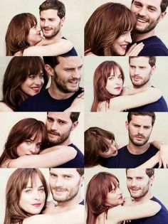 Imagen vía We Heart It https://weheartit.com/entry/156145486 #JamieDornan #dakotajohnson #christiangrey #fiftyshadesofgrey #anastasiasteele