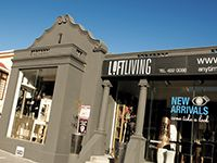 Designer boutique shopping on nearby Kloof Street #MOREplaces #MoreQuarters  #CapeTown #KloofStreet