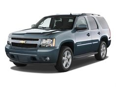 Chevy Tahoe-Love this car!