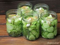 Pickles, Sprouts, Cucumber, Vegetables, Food, Essen, Vegetable Recipes, Meals, Pickle
