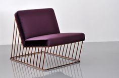 Phase Design | Reza Feiz Designer | Wired Italic Lounge (Indoor) - Phase Design | Reza Feiz Designer
