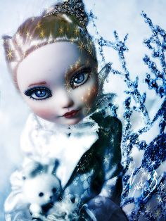NylonBleu Doll Pictures: Janvier 2016 - Monster and Ever After High Dolls, OOAK and Stock - Dal doll