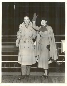 Irving Thalberg and wife Norma Shearer Golden Age Of Hollywood, Vintage Hollywood, Classic Hollywood, Norma Shearer, Loretta Young, Jean Harlow, Kate Hepburn, Irving Thalberg, Clara Bow